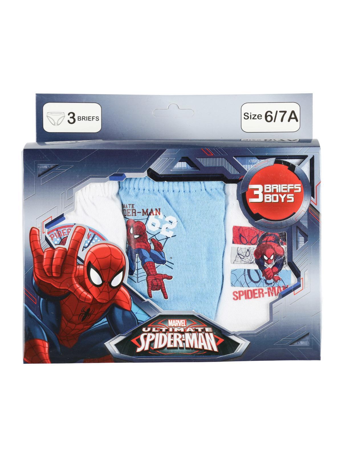 Slip Bambino da 2//3 a 8//9 Spider-Man