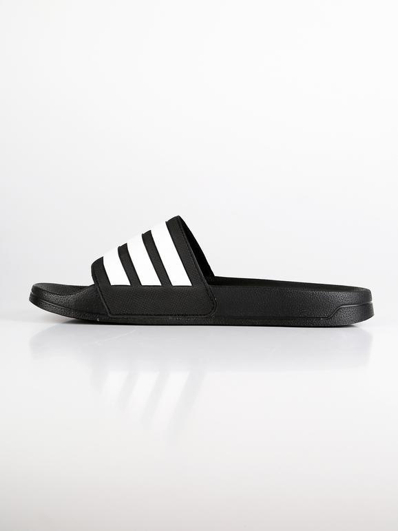 adidas adilette nera