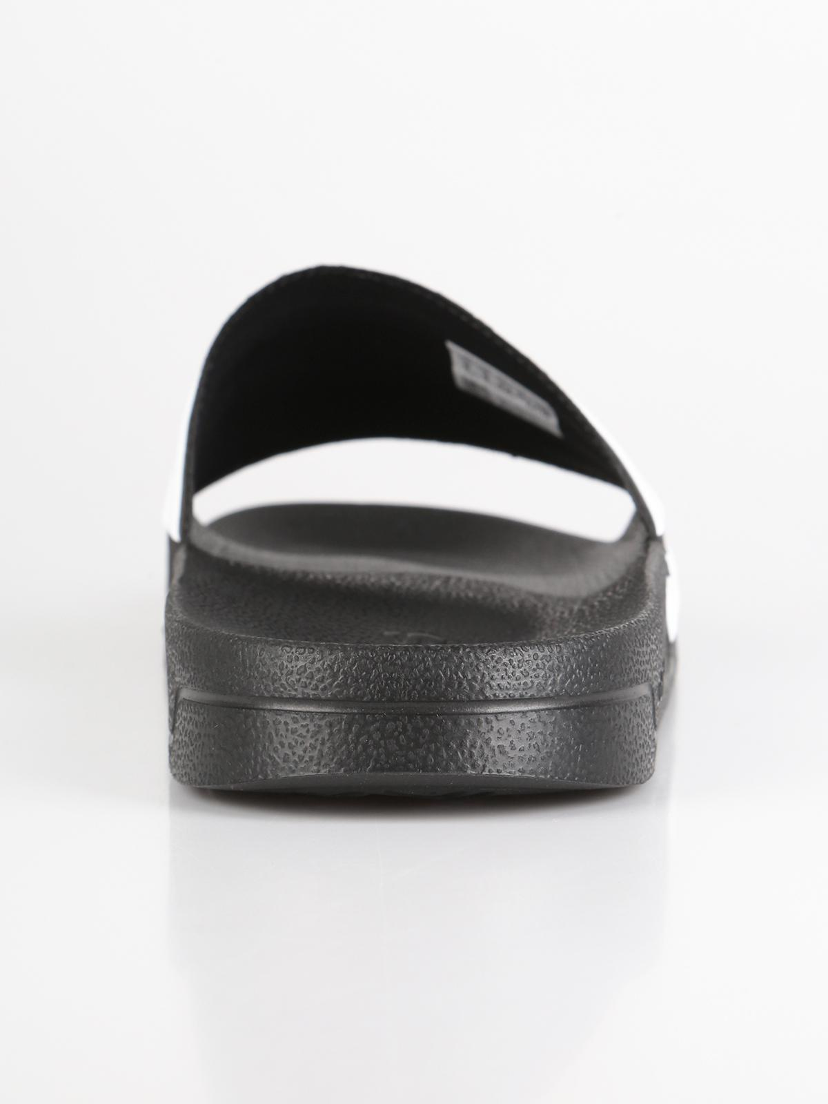 adidas ciabatte nere