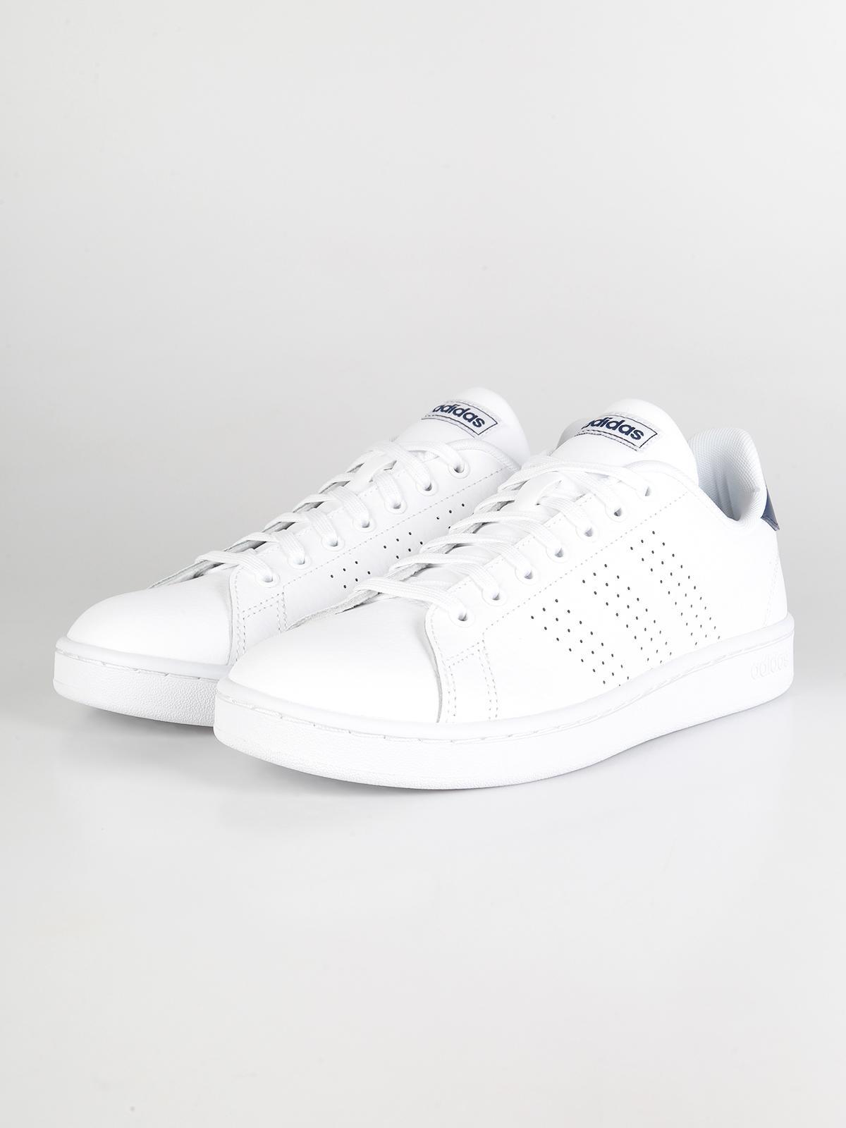 Sneakers Uomo AdidasMecshopping Bianco Advantage Basse bfgY76y