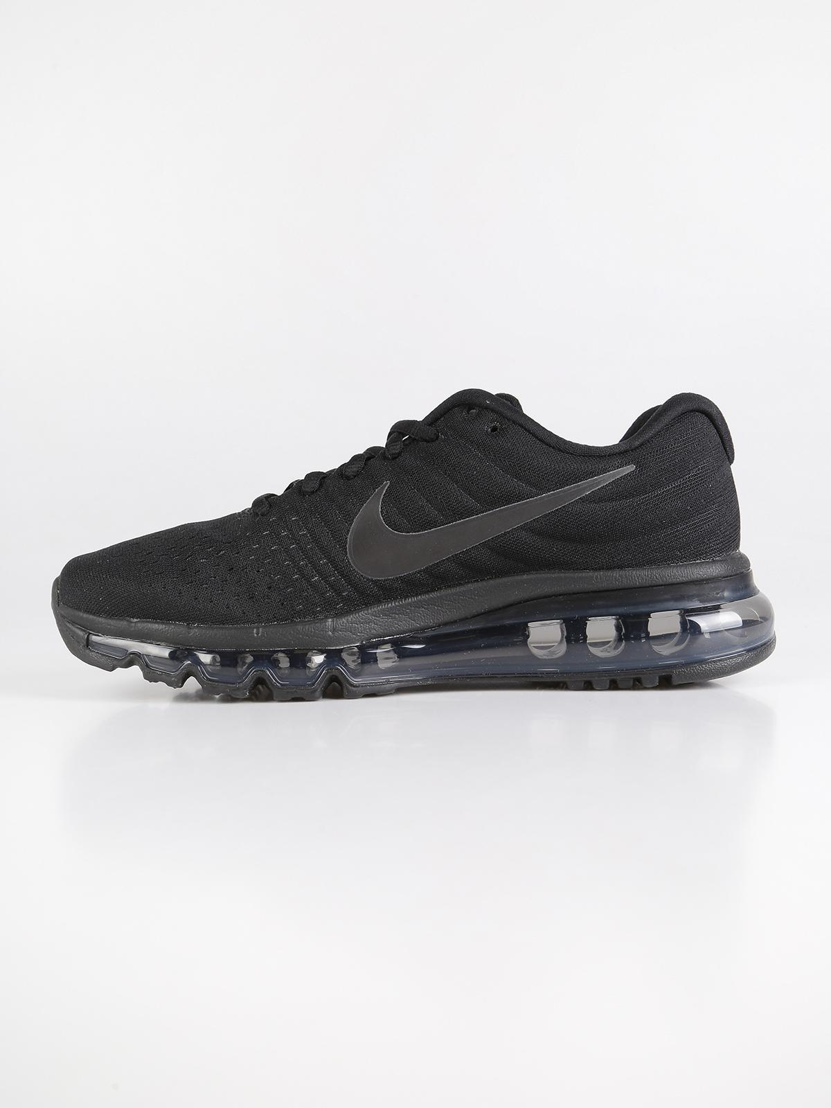 Nike Air Max 2017 (GS) - Sneakers sportive nere donna: Sneakers Basse