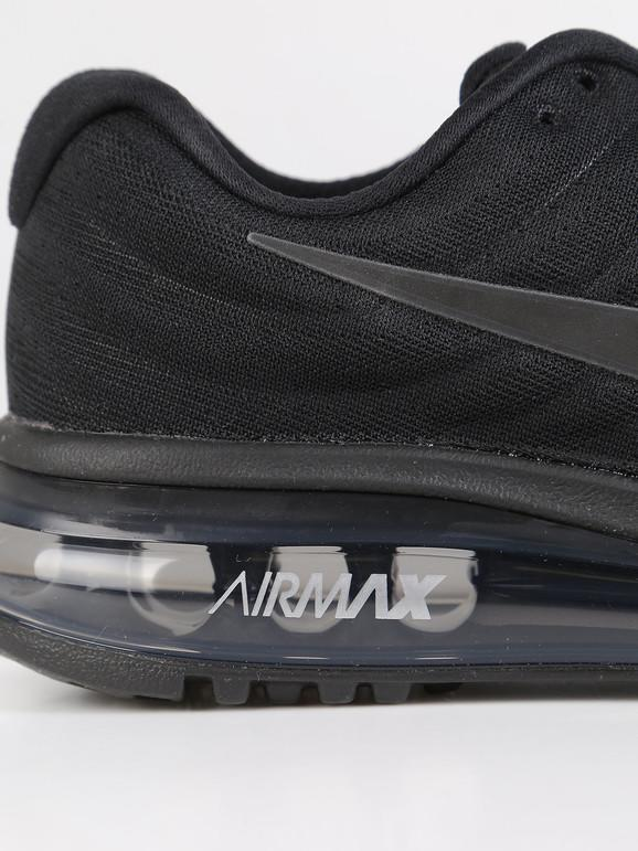 Air Max 2017 (GS) - Sneakers sportive nere donna