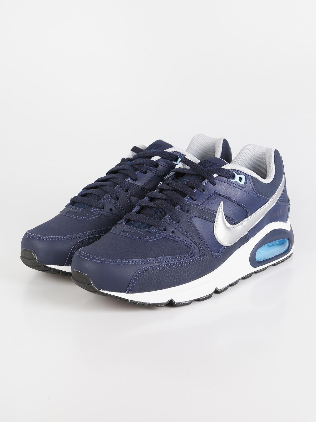 Air Max Command Leather Sneakers sportive uomo nike