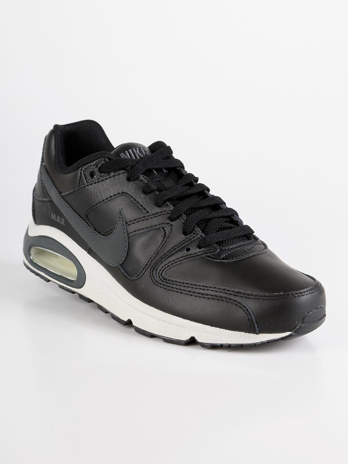 nike Air Max Command Leather Sneakers sportive uomo
