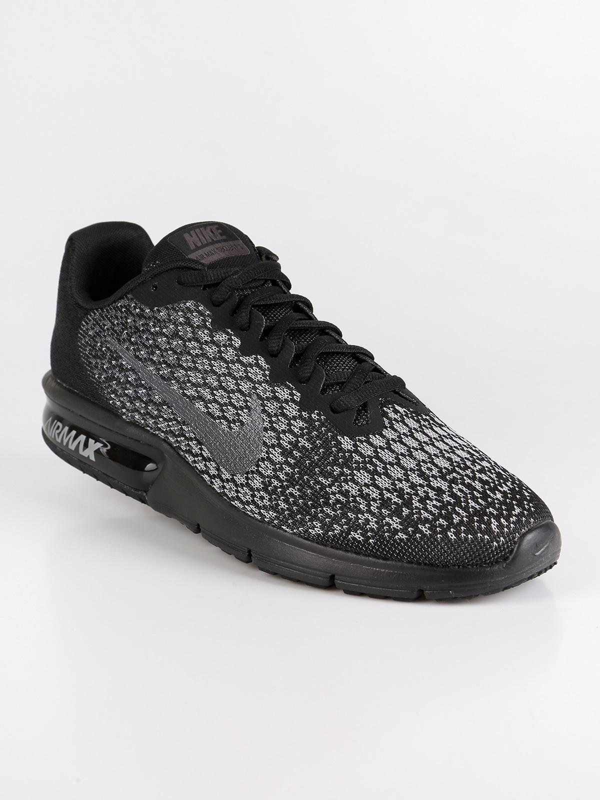 air max sequent 2 bianche