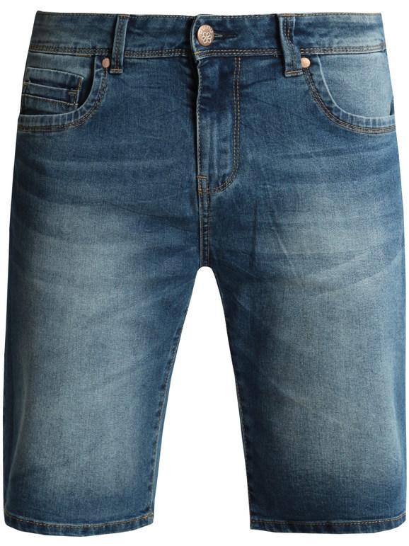 Bermuda 5 tasche di jeans regular fit guru | MecShopping