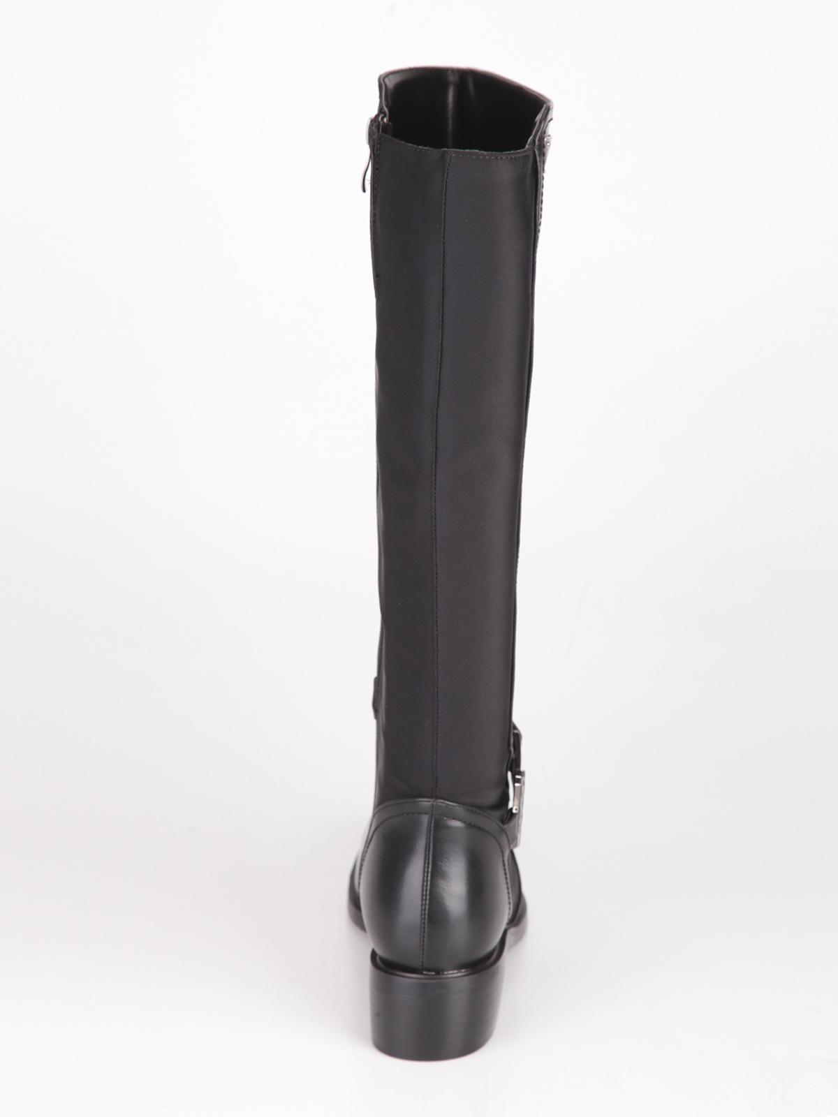presentación amplia gama precio inmejorable Botas altas con tacón bajo mujer | MecShopping