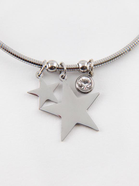 Bracelet avec des étoiles