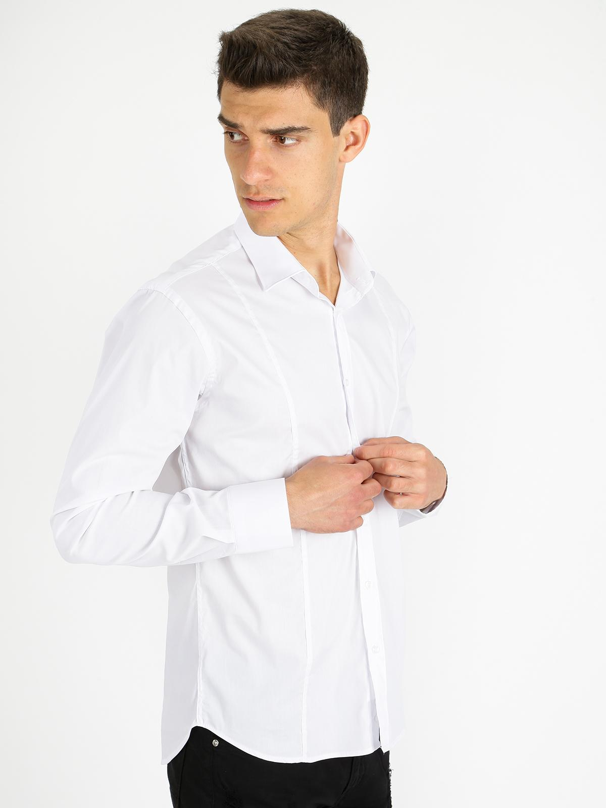 1730d80608 Camicia stretch - slim fit fb limited edition | MecShopping