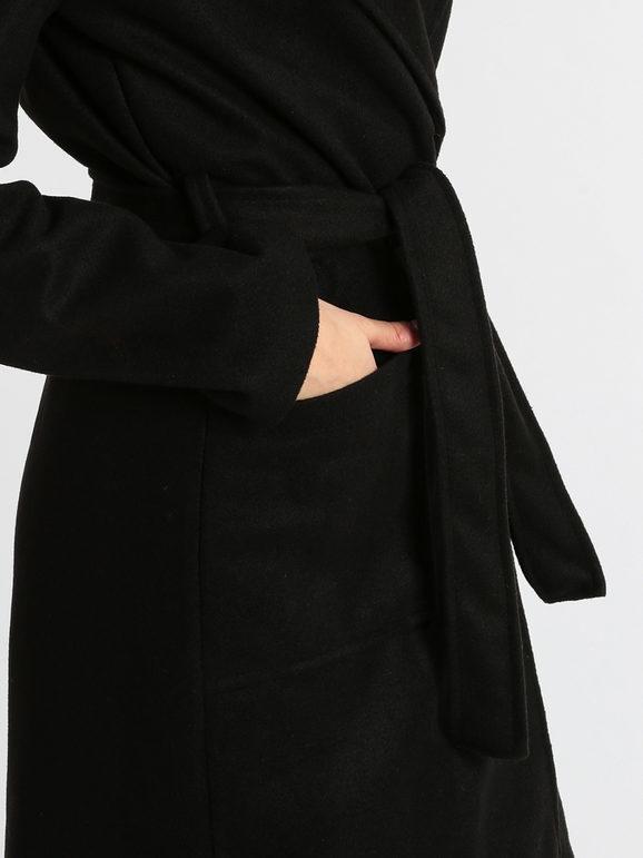Cappotto con bottoni solada | MecShopping