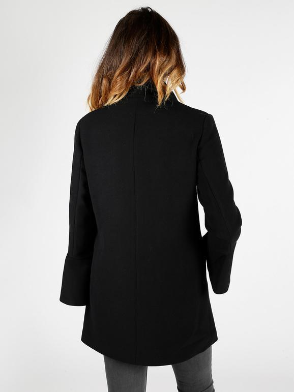 cappotto donna manica campana