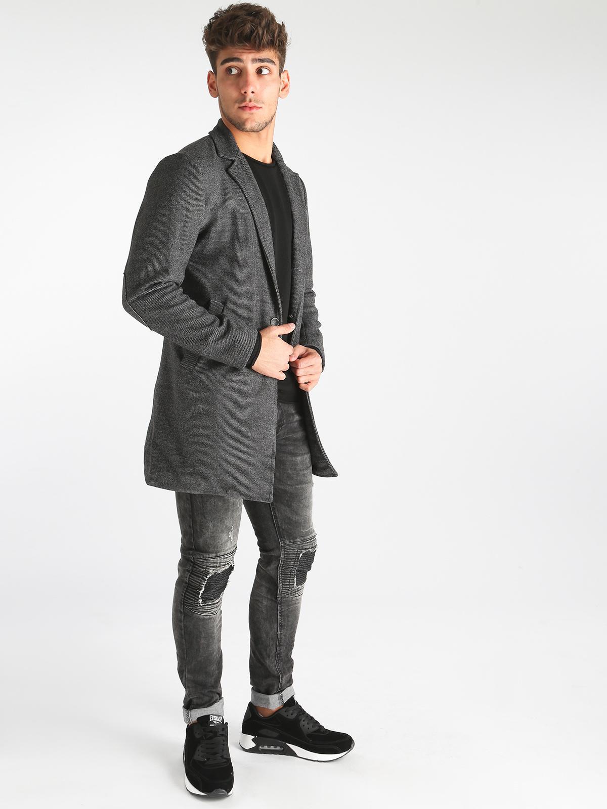 big sale 24dea 4980f Cappotto uomo con bottoni ange wear | MecShopping