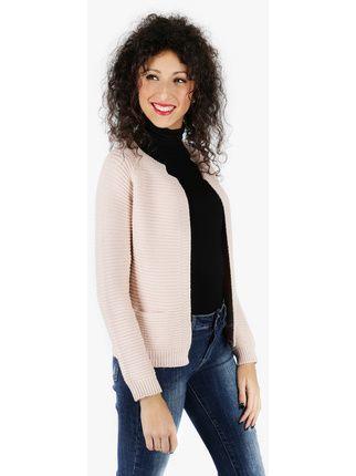 new styles 0ae1d 619f1 Cardigan misto lana zip | MecShopping