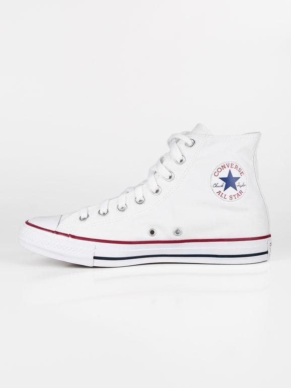 all star converse chuck taylor bianche