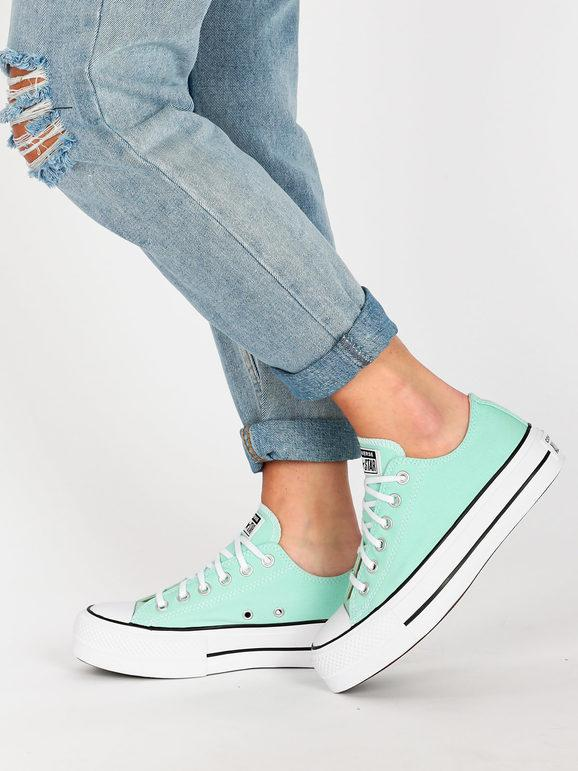 Converse CHUCK TAYLOR ALL STAR LIFT OX - Sneakers basse con ...