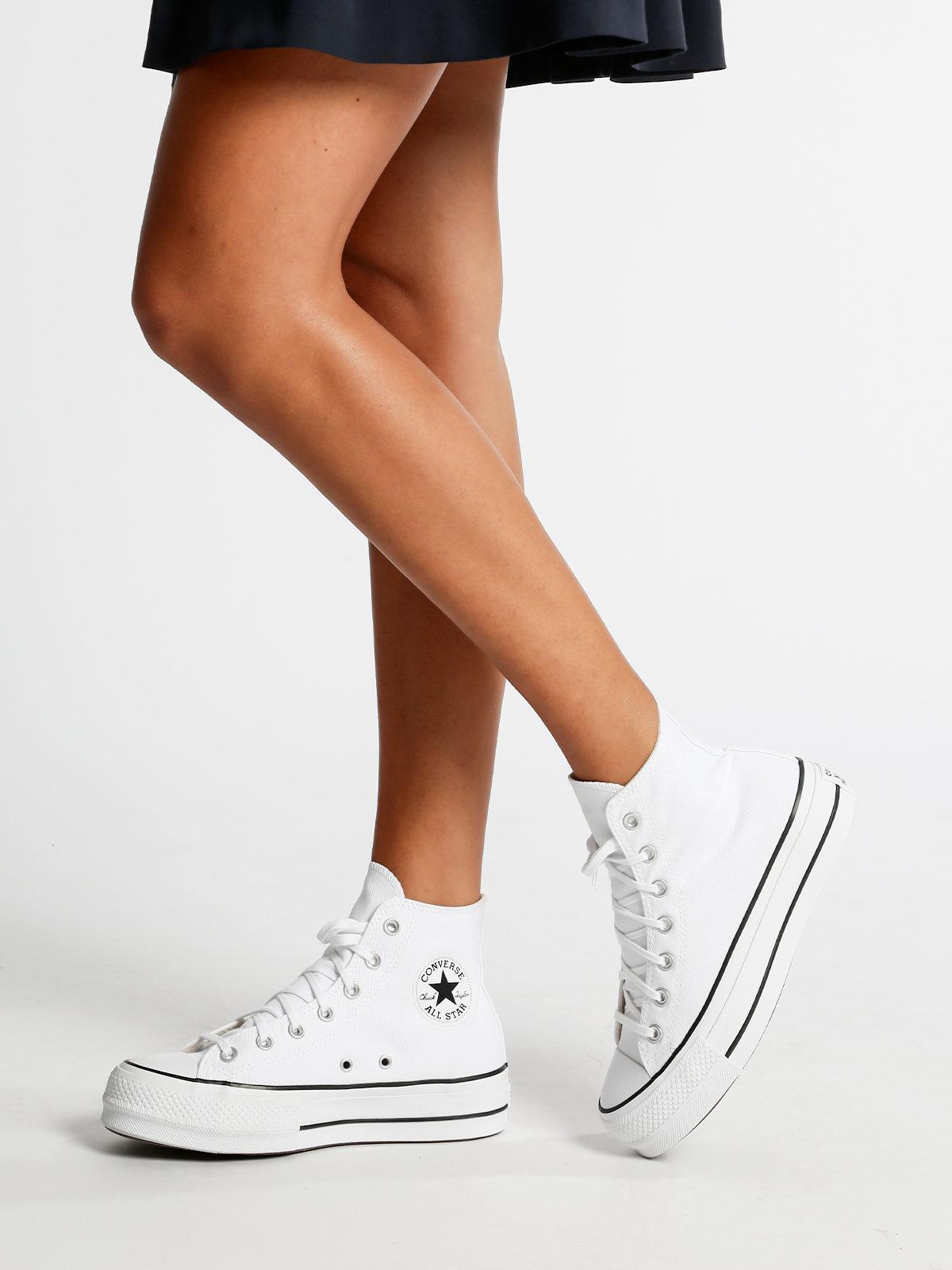 Converse CHUCK TAYLOR ALL STAR LIFT - Sneakers alte con platform ...