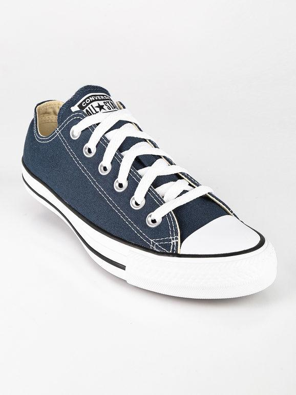 Converse CHUCK TAYLOR ALL STAR OX - Sneakers basse blu: Sneakers Basse