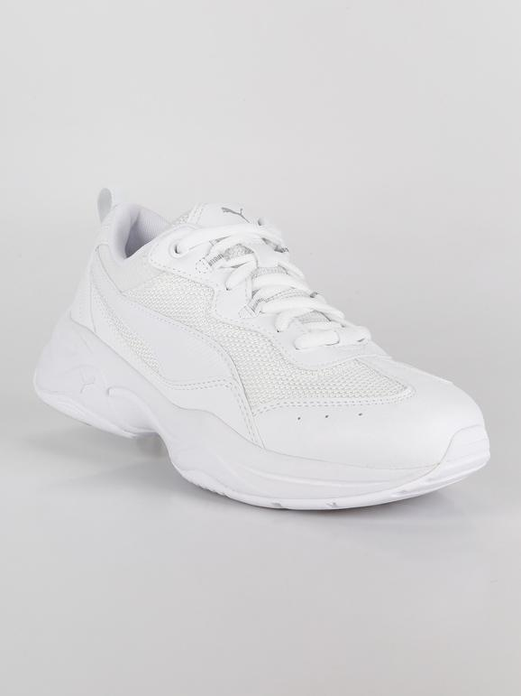 puma scarpe bianche alte