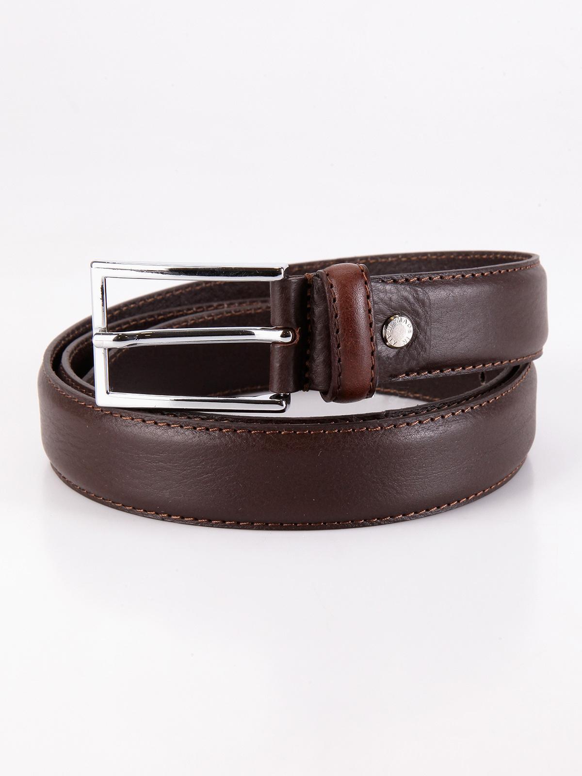 godere del prezzo più basso scarpe eleganti scegli autentico Cintura in vera pelle coveri world | MecShopping
