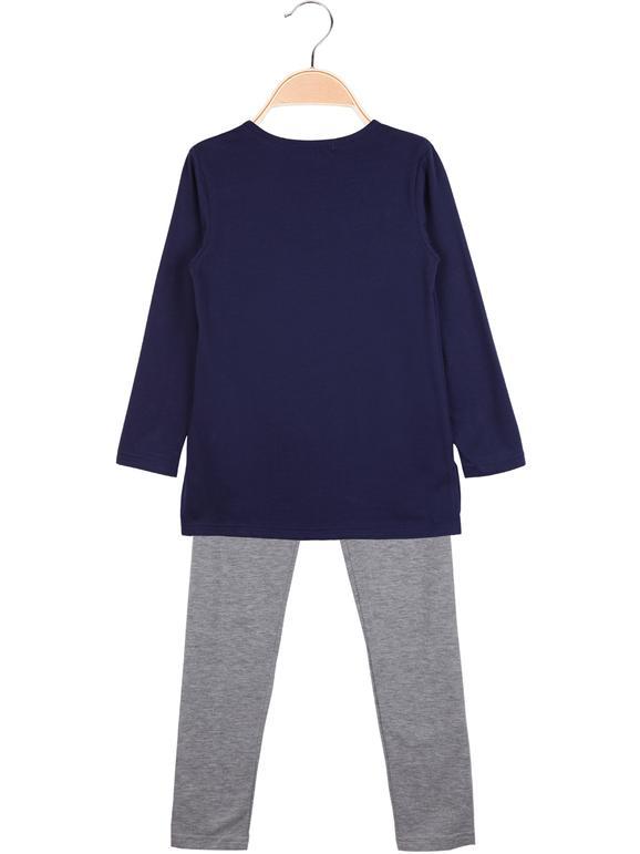 Completo maglia e leggings