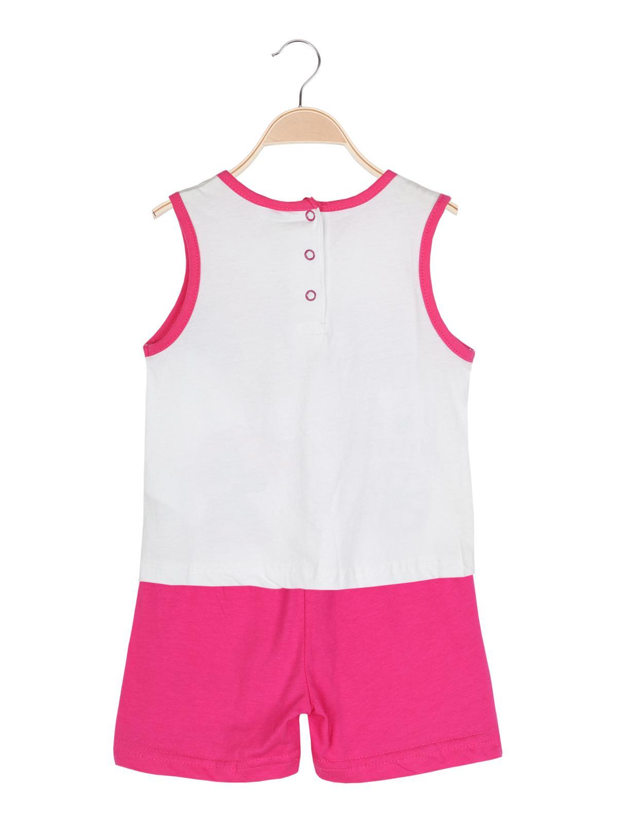 Completo minnie canotta shorts bambina
