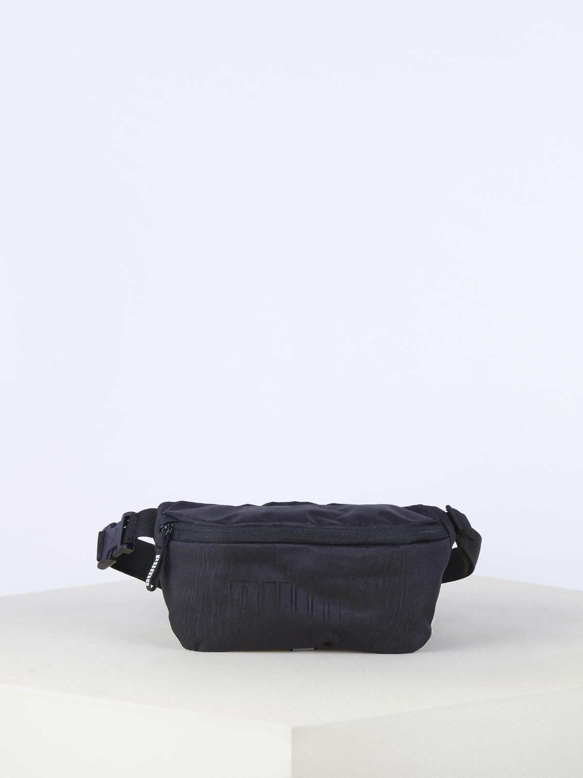 molto carino 83975 00991 Core waist bag - Marsupio nero puma | MecShopping