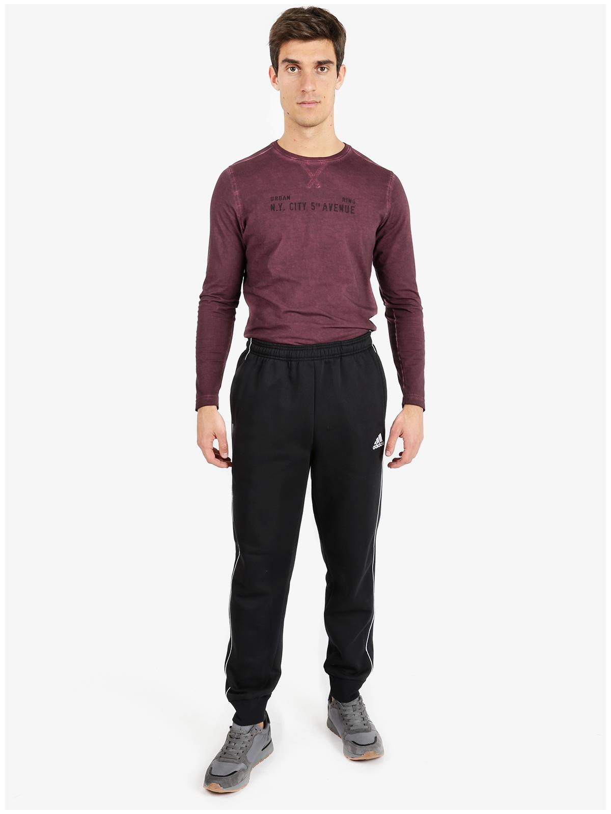 adidas core18 sw top sweat-shirt homme