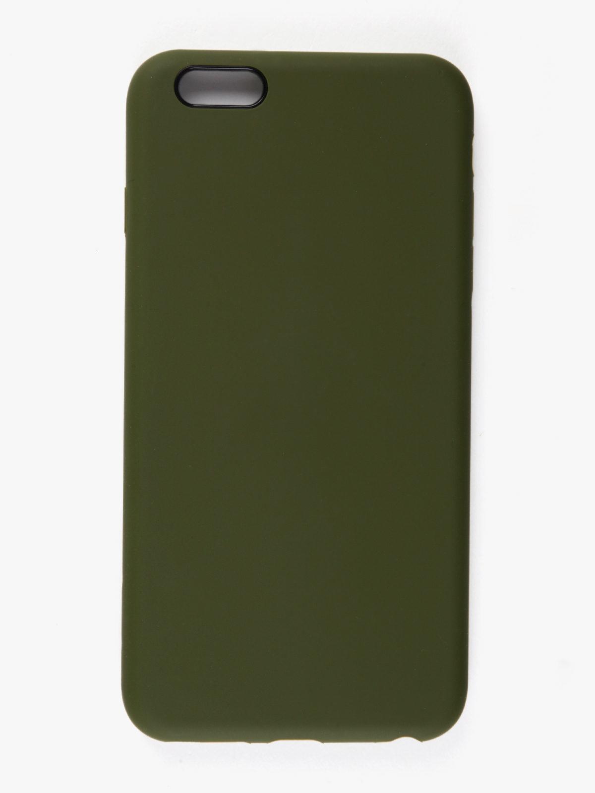 Cover in Silicone per iPhone 6 / 6s - Vari Colori