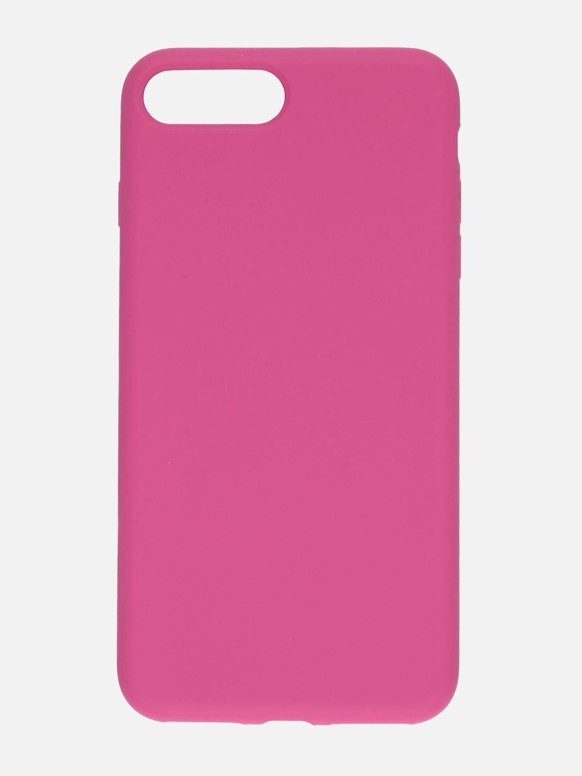 Siipro Custodia in silicone iphone 7/8 Plus -FUXIA: Tech Accessories