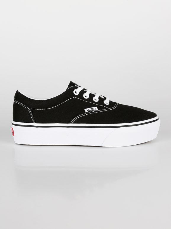 Vans DOHENY PLATFORM - Sneakers stringate in tela: in offerta a ...
