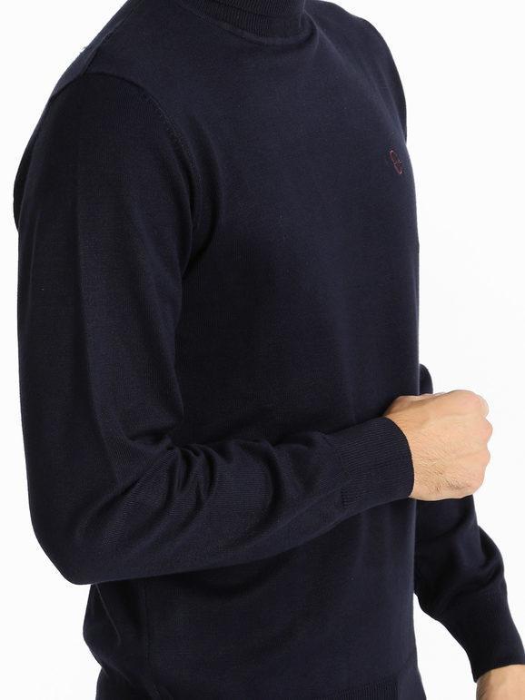 Dolcevita uomo in maglia coveri moving   MecShopping