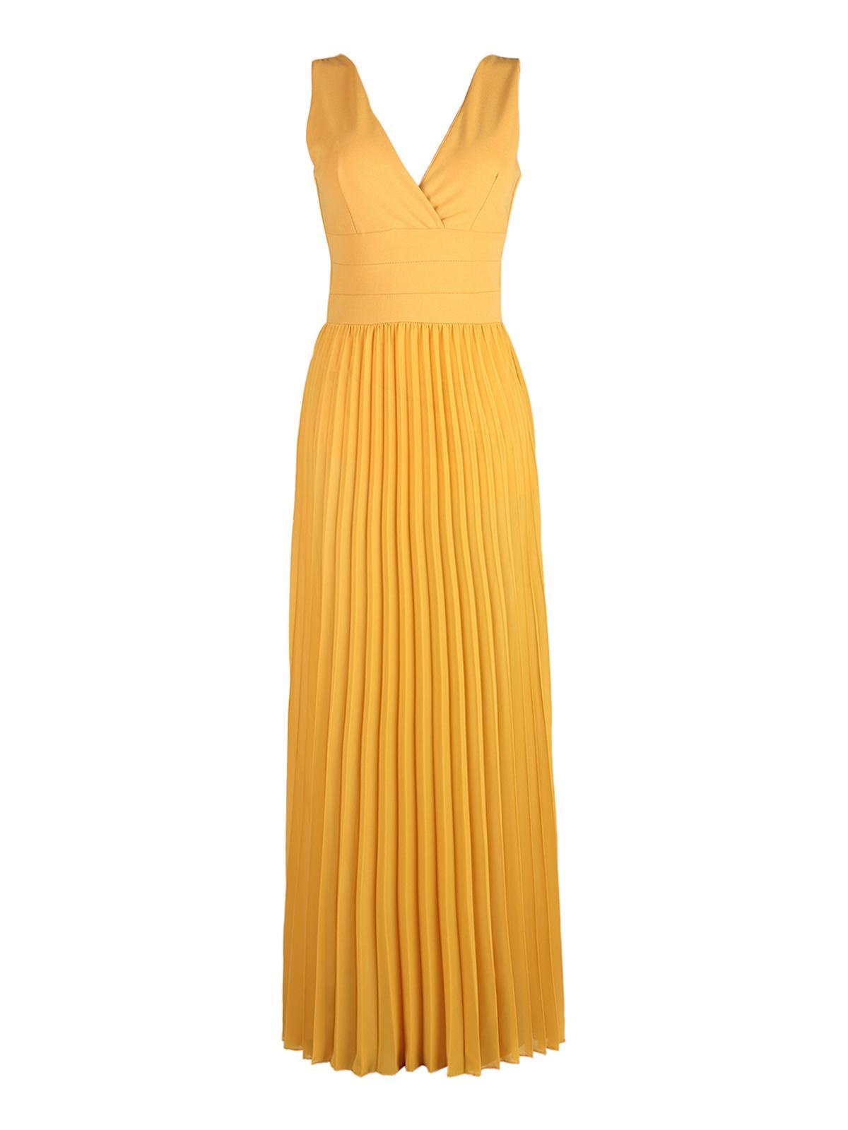Elegantes Kleid mit langem Rock solada | MecShopping