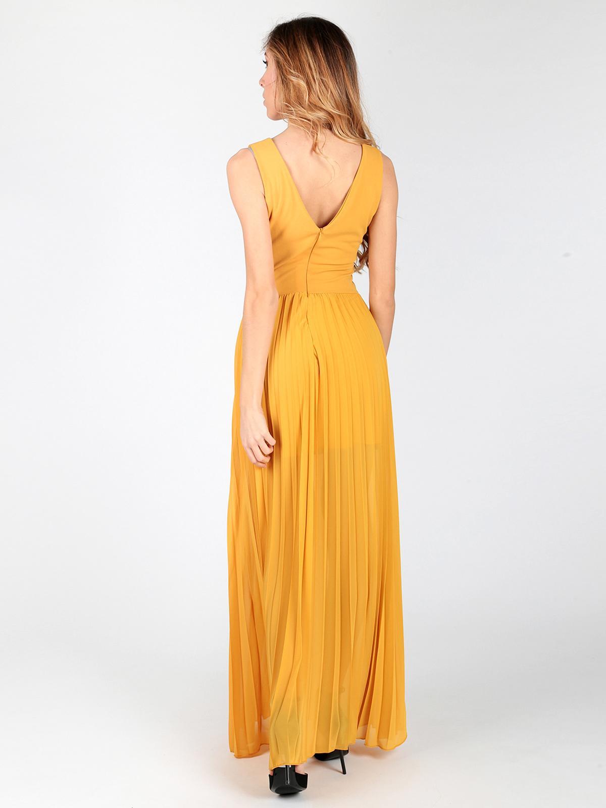 Elegantes Kleid mit langem Rock solada   MecShopping