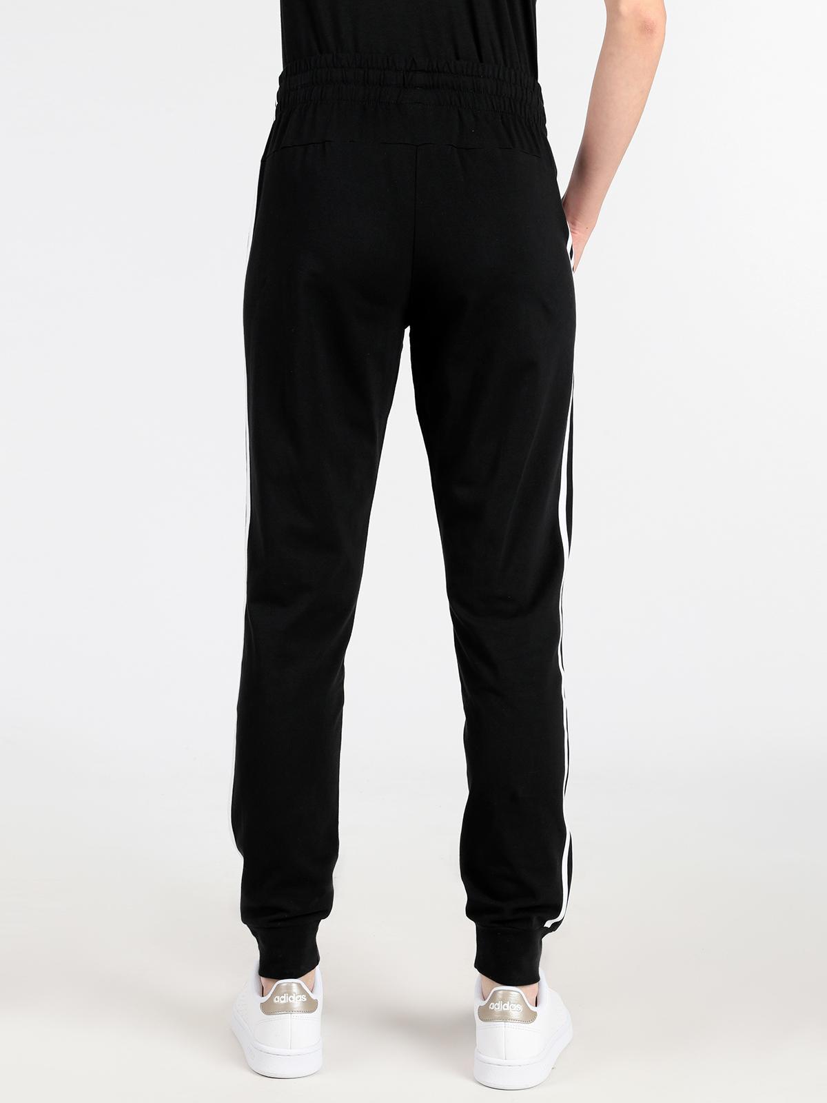 pantaloni adidas aperti lato donna