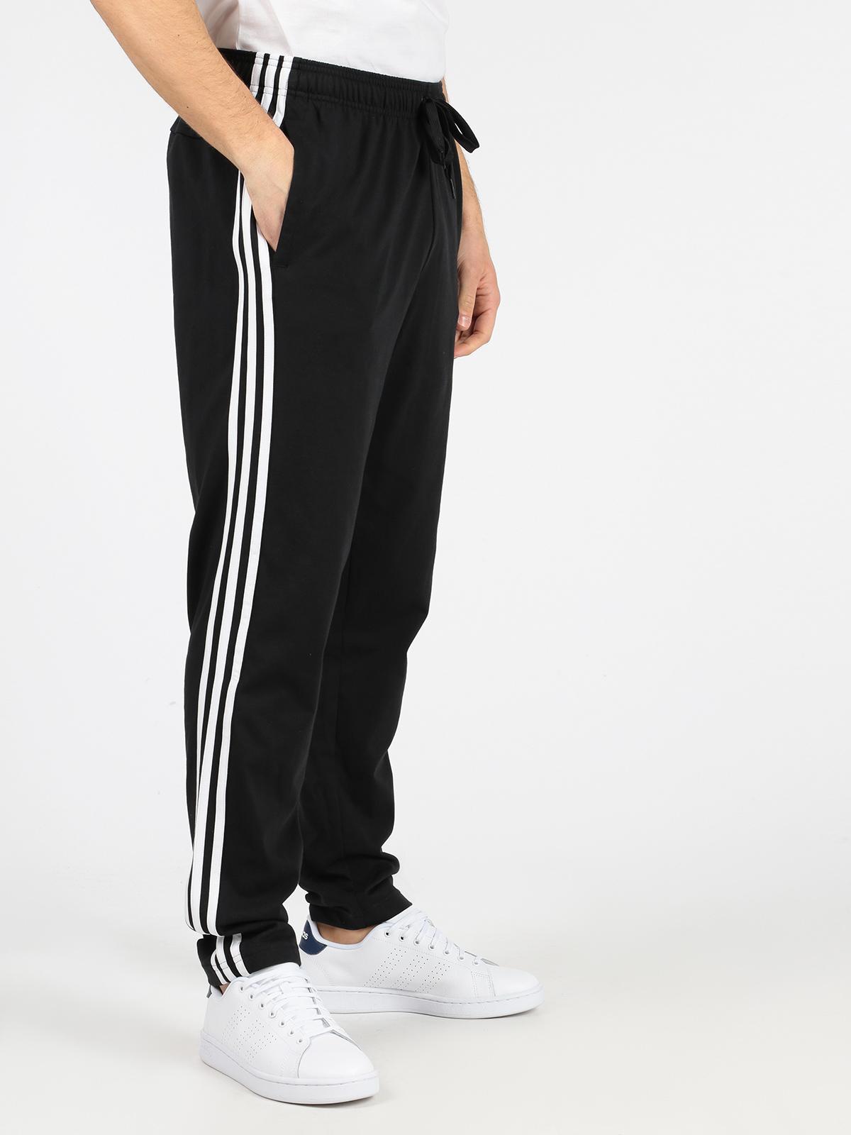 pantaloni adidas essentials 3 stripes