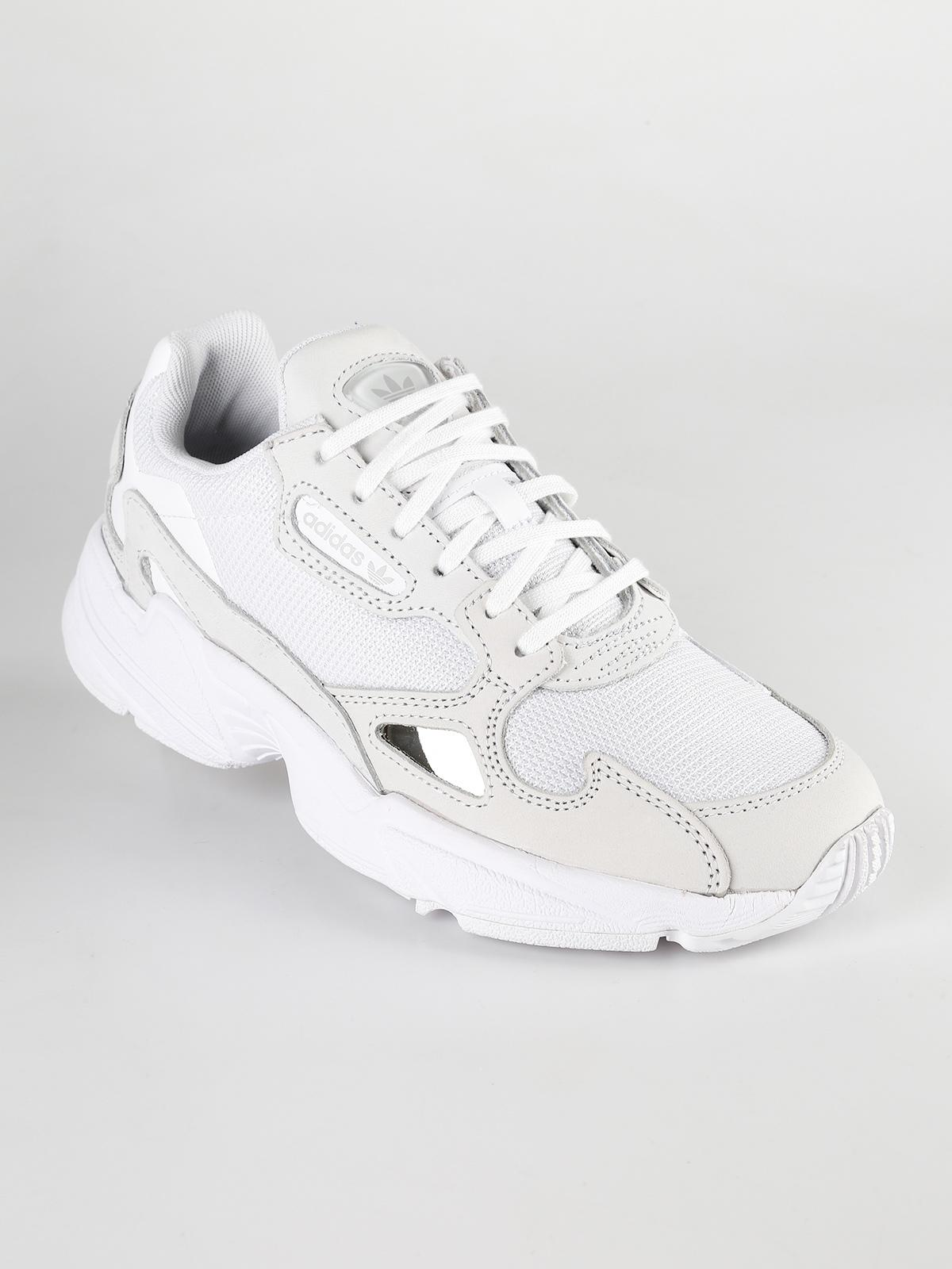 adidas donna scarpe bianche pelle
