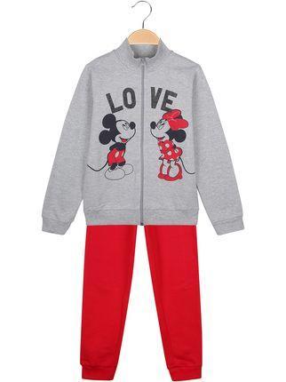 Rosa Sweat Maglione Disney Ragazza Minnie Mouse Felpa