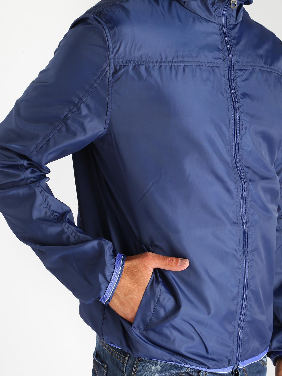 buy popular 8a7ac 93498 Giacca da pioggia con cappuccio lonsdale   MecShopping