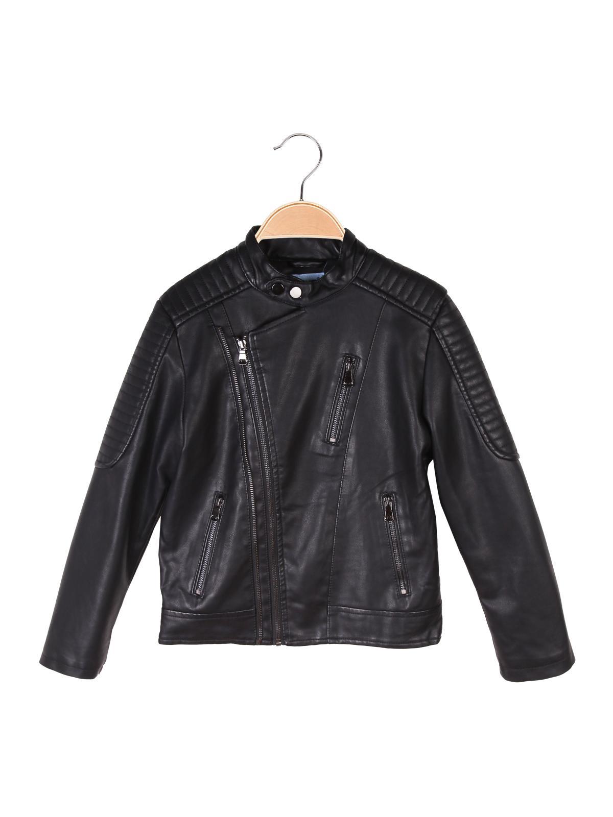 sale retailer 8bb97 44dc9 Giacca di pelle - black ativo | MecShopping