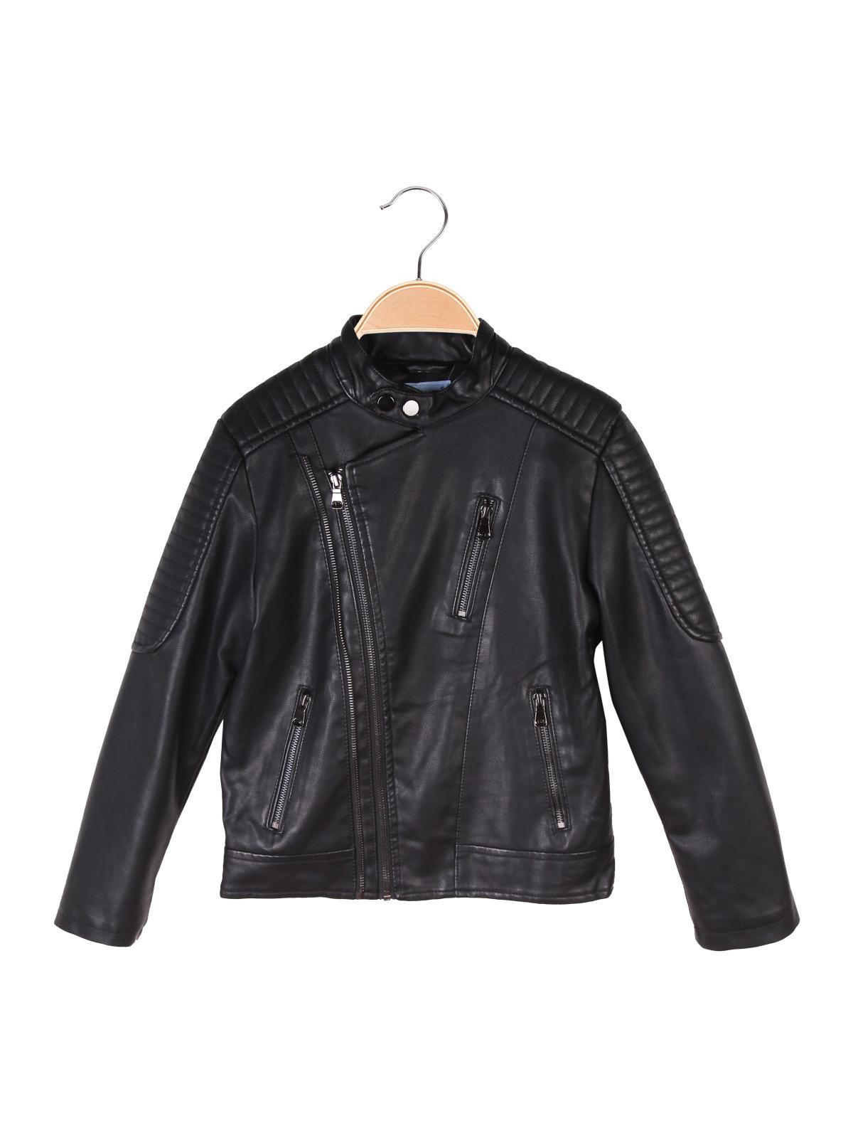 sale retailer b377e 85233 Giacca di pelle - black ativo | MecShopping