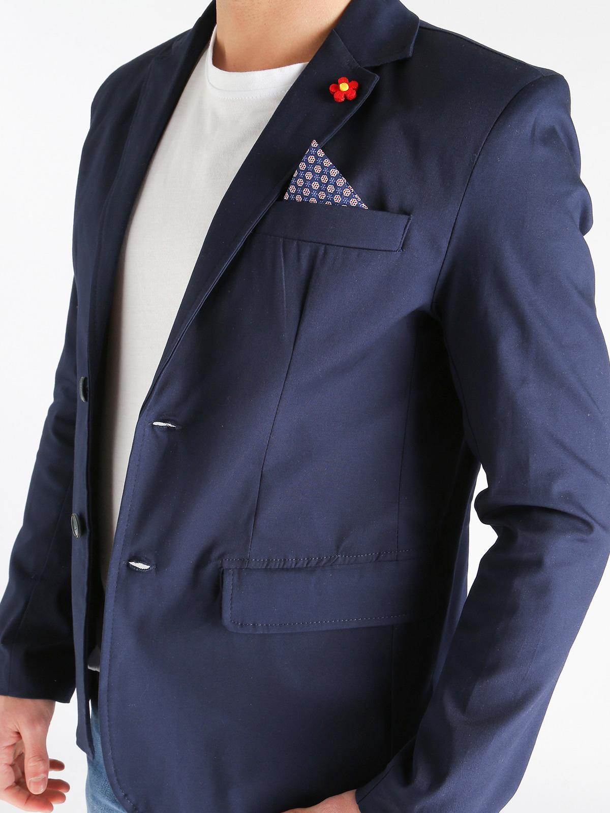 giacca in cotone estiva