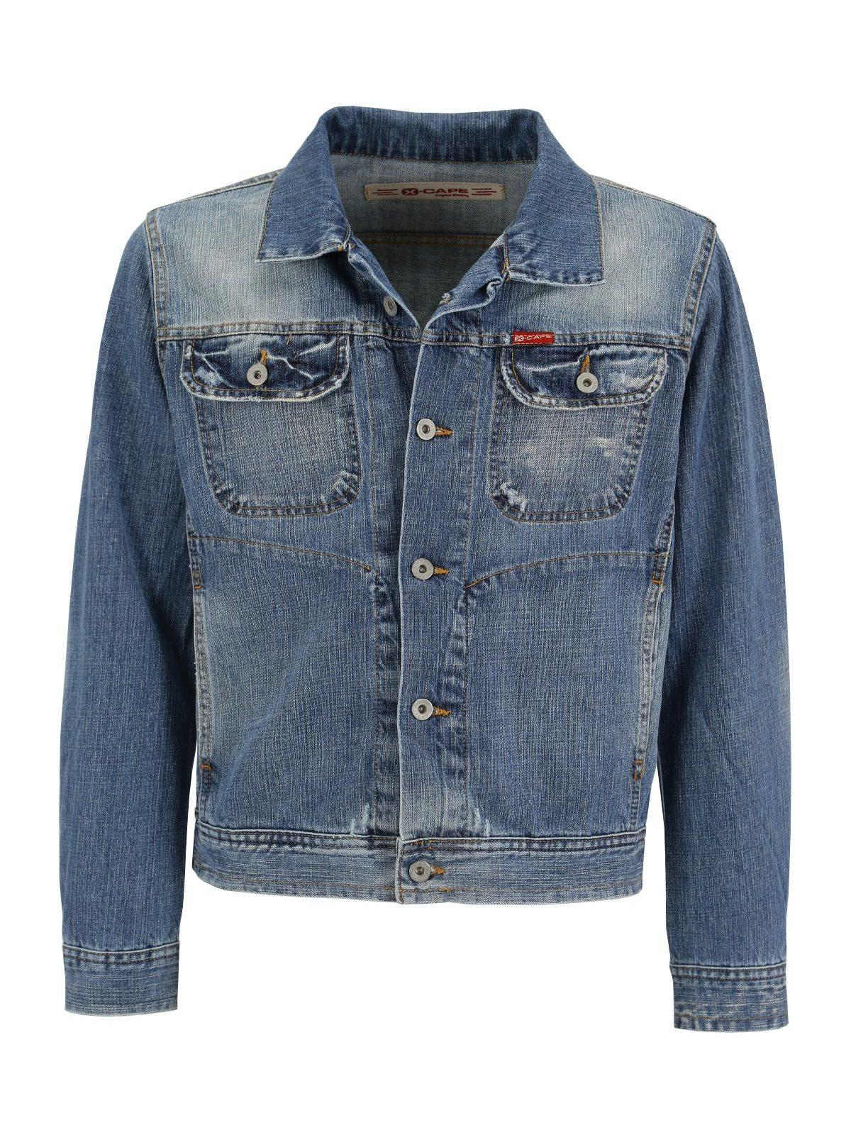 new product 35831 6c247 Giacca in jeans x-cape | MecShopping