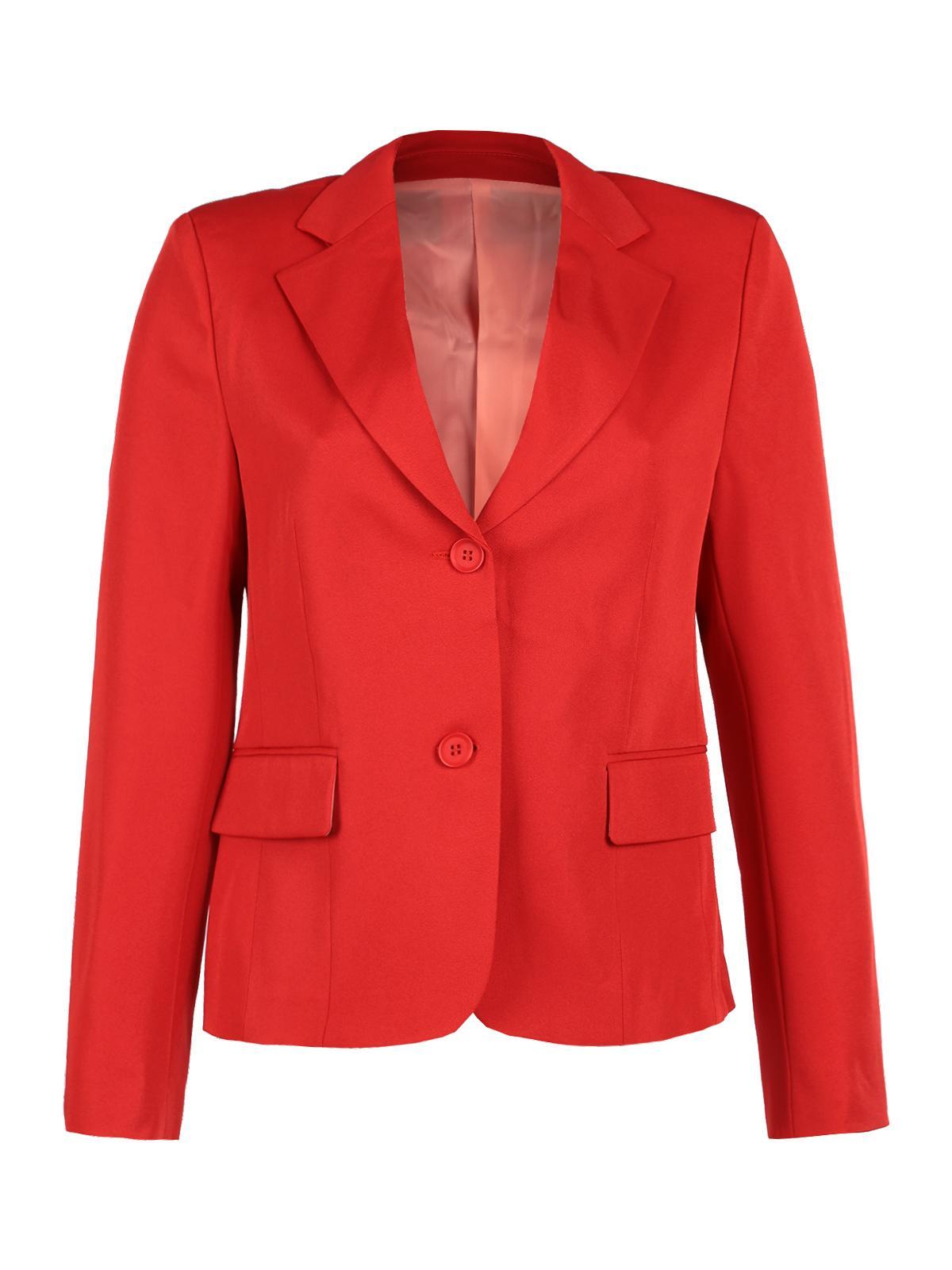 new product edb90 fee4b Giacca rossa elegante radaus | MecShopping