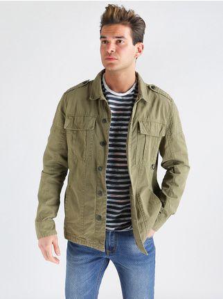 y. two jeans Abbigliamento Giacche Giacche Leggere uomo