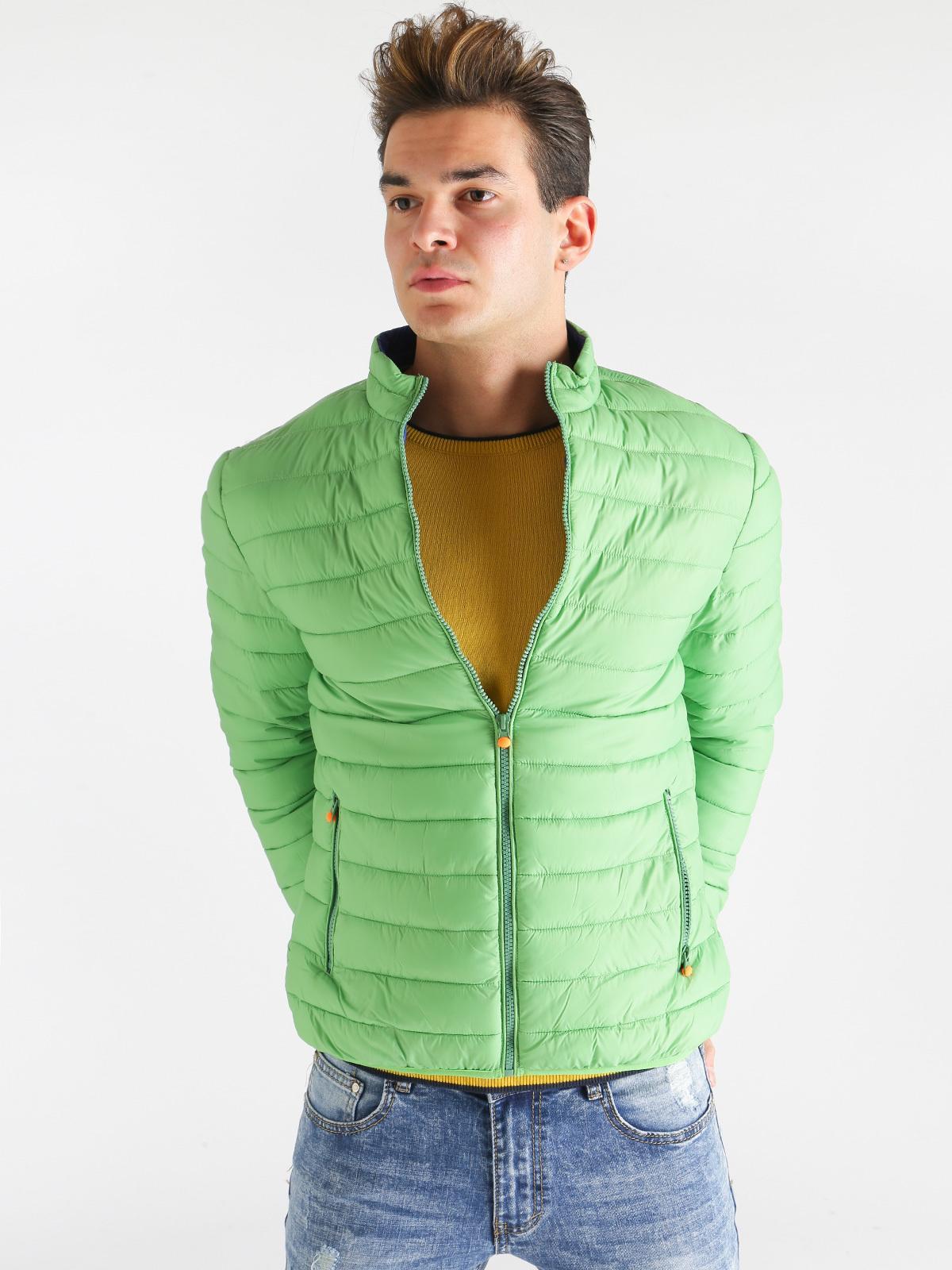 designer fashion c4e0b 3da40 Giubbino imbottito 100g cranberry | MecShopping