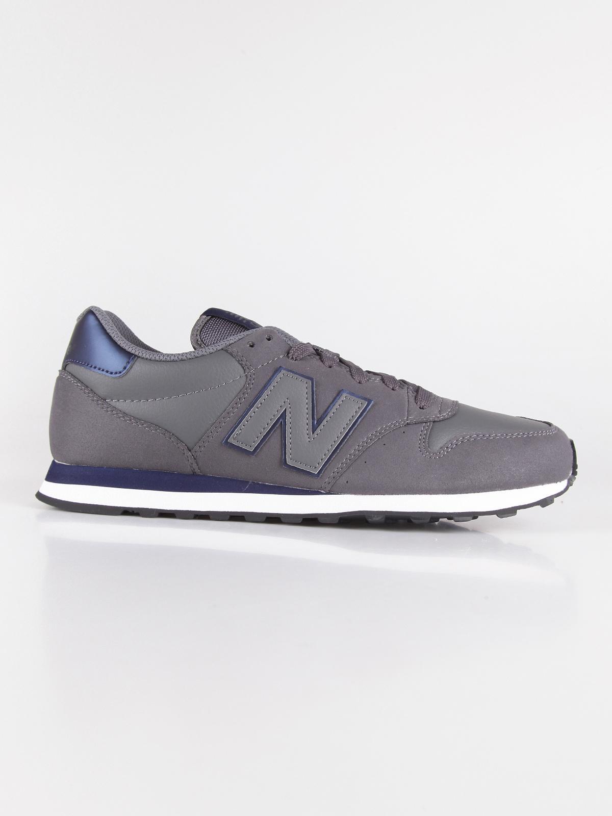sports shoes d6d58 f96e3 GM500DGN - Sneskers basse grigie new balance | MecShopping