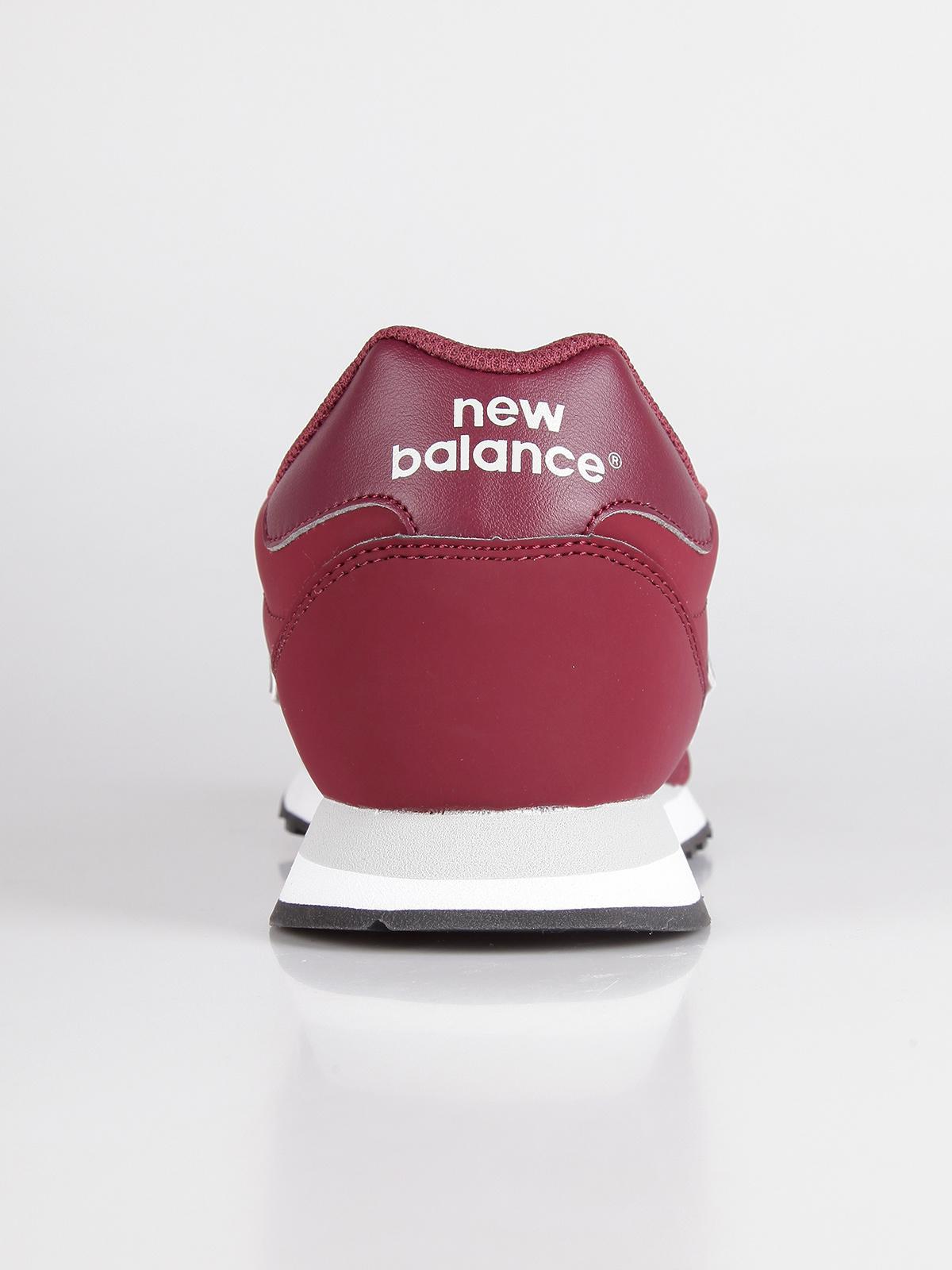 new balance uomo bordeaux