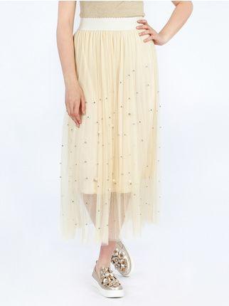 21356c3976 sweet miss Abbigliamento Gonne Gonne Lunghe | MecShopping