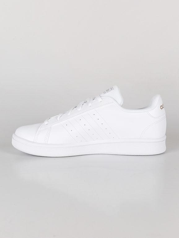 GRAND COURT BASE Sneakers stringate adidas | MecShopping
