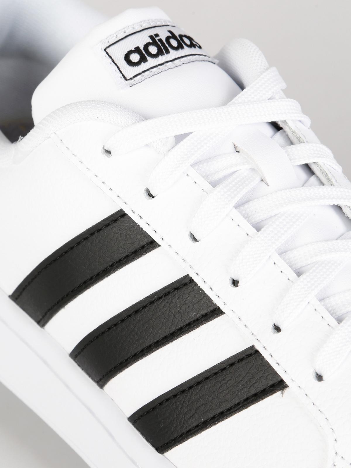 Grand court sneakers basse da uomo adidas   MecShopping